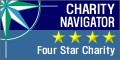 Charity Navigator 4 Star 120×60