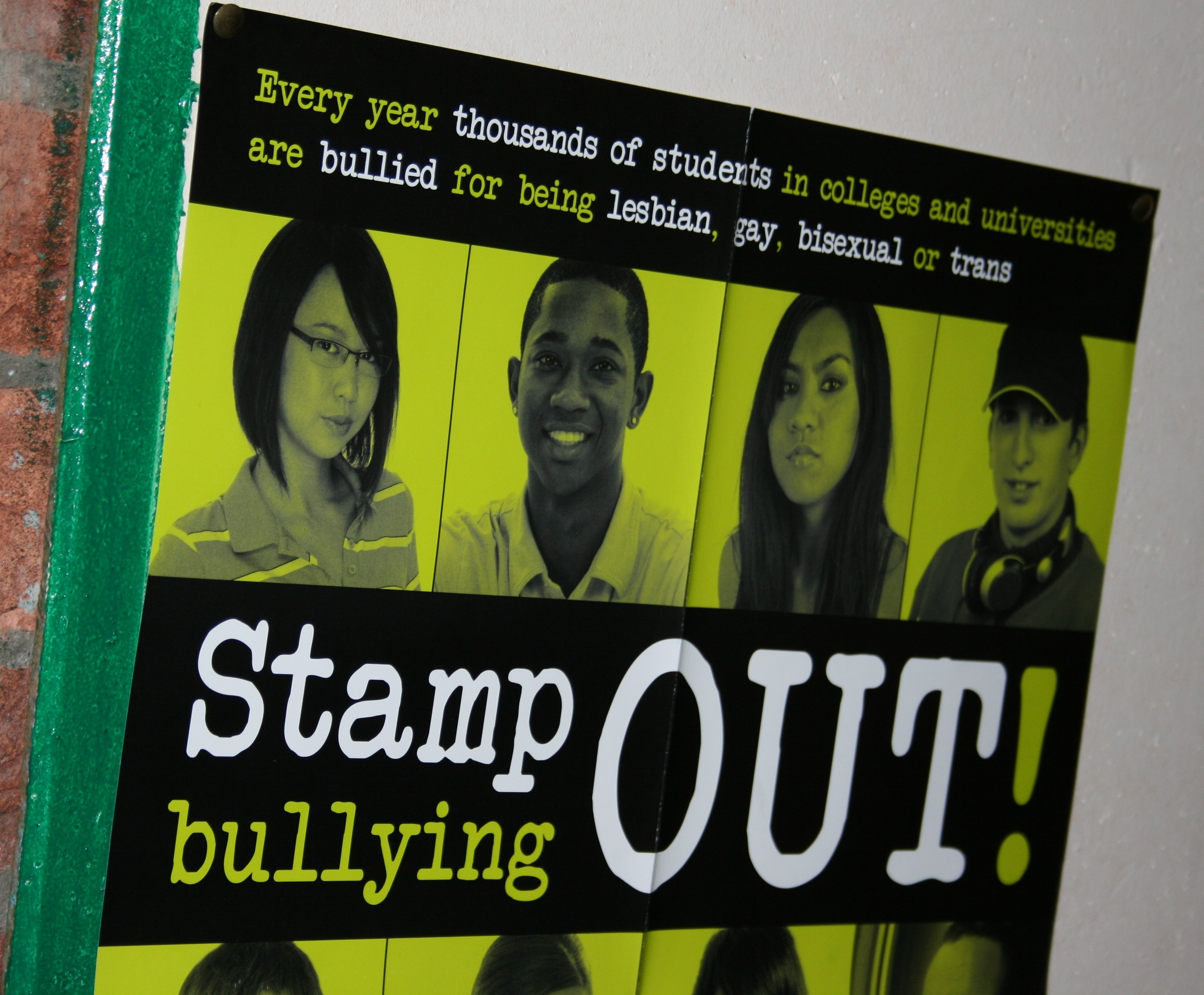 David Morris-Anti LGBT bullying