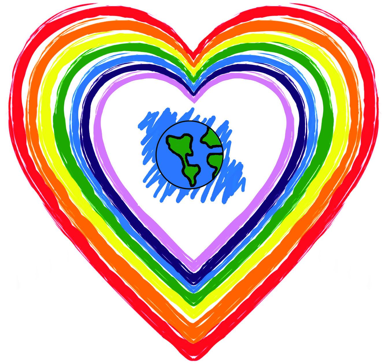 Rainbow heart globe FINAL jpeg