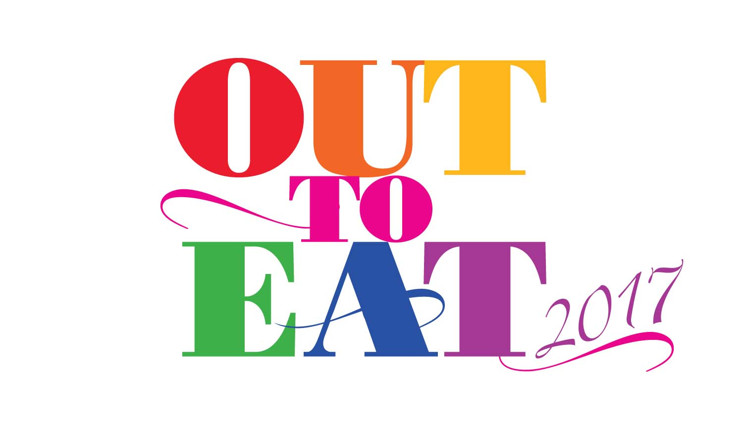 Out to Eat Website Banner